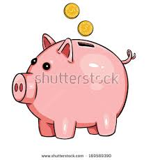 His And Her Piggy Bank Piggy Bank Cartoon Stock Images Royalty Free Images U0026 Vectors