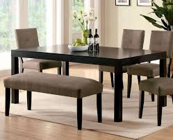 Espresso Dining Room Set by Furniture Of America Cm3311t Bay Side I Espresso Dining Table