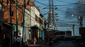 venezuela drifts into new territory hunger blackouts and
