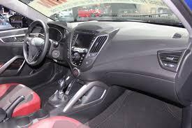 hyundai veloster 2016 interior 2013 la auto show live 2014 hyundai veloster turbo r spec