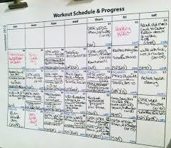 printable workout plan calendar free printable workout calendars to help you succeed operation fit