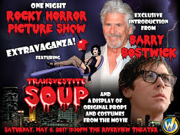 special rocky horror extravaganza with barry bostwick coming to