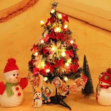 luxury tree 60cm with fruit light decorating tree