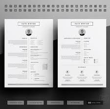 Resume 1 Or 2 Pages 145 Best Job Images On Pinterest Resume Cv Resume Templates And