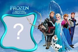 Muito Molduras Frozen @TX78