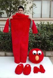 sesame street halloween costumes adults how i play super cute elmo sesame street plush mascot