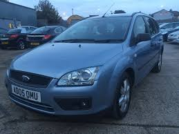 used ford focus estate 1 6 sport 5dr in luton bedfordshire e z
