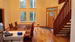 Hickory Laminate Floor Hickory Wood Flooring Will Add A Rustic Charm To Your Home