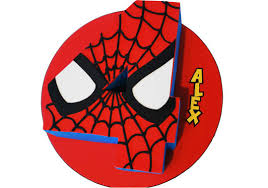 spiderman number 4 cake by danielle lainton cakesdecor