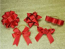 ribbon bow 3inch personalized tie satin ribbon bow floral elastic twist
