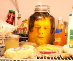 photos of hallowen head in a jar prank 11 steps with pictures