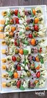 Easy Summer Entertaining Recipes - best 25 summer appetizer recipes ideas on pinterest brie