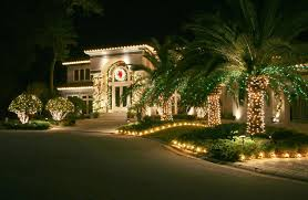 How To Set Up Landscape Lighting by Christmas Lights Picture Gallery San Antonio Tx