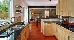 Kitchen Island And Breakfast Bar Light Oak Kitchen Cabinets Small Glass Breakfast Bar Buffalo Head