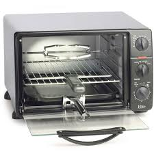 Hamilton Beach Set Forget Toaster Oven With Convection Cooking Hamilton Beach 6 Slice Convection Toaster Oven With Bake Pan