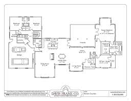 16 x 24 floor plan plans by davis frame weekend timber frame house floor plan maker thecashdollars