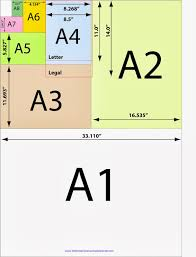 What Dimensions Is Letter Size Paper