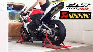honda cbr 600 bike price honda cbr600rr 2012 akrapovic carbon titanium full system istimewa