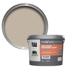 colours sand stone matt emulsion paint 2 5l departments diy at b u0026q