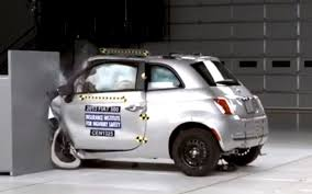 tougher iihs crash testing pushing small cars off the road the
