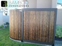 Privacy Screens by Privacy Screens Photo Gallery Bamboo Innovations