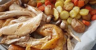 ma p tite cuisine by poulet rôti huile d olive citron confit ma p tite cuisine