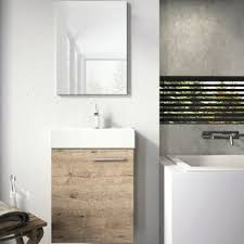 Vanities For Bathrooms Modern Bathroom Vanities Cabinets Allmodern