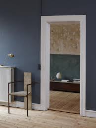 jotun frama u003d st pauls blue ems designblogg blue wall