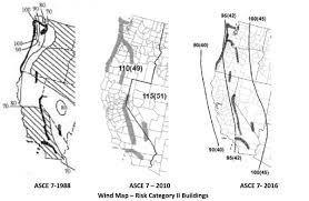 Wind Speed Map Pilot Study Of A Special Wind Region At Select Site In California
