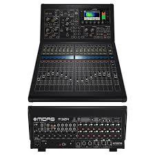 midas console midas m32r 40 ch digital mixing console altomusic
