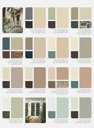 outside house paint color combinations ideas including colour