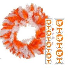 24 in of tennessee collegiate wreath with 14