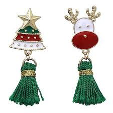 christmas earrings 18 best christmas earrings for women 2017 jewelry