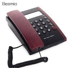 telephone bureau mode filaire téléphone filaire téléphone fixe téléphone de bureau