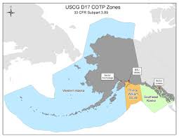 Alaska Zip Code Map by District Seventeen