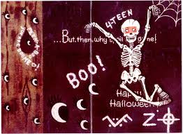 halloween happy halloween cards paperni greeting card and party