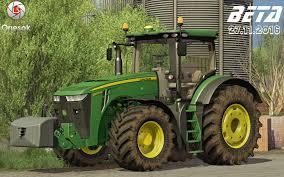john deere tractor game 8335r john deere tractor john deere l la new holland t6 john deere fs17 john deere 8r series beta farming simulator 2019 2017