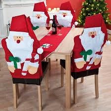 santa chair covers christmas chair covers home design garden architecture
