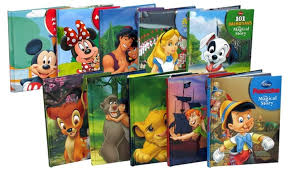 disney storybooks 10 books groupon goods