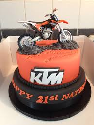 ktm motocross gear really awesome birthday cake with a ktm dirt bike on it dirt