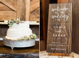 sarah and chris married a sunny march texas wedding at peach