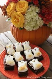 halloween treats the cavender diary