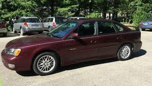 2001 Subaru Legacy Gt Limited Awd 4dr Sedan In Traverse City Mi