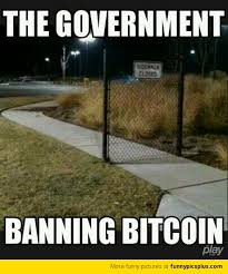 Bitcoin Meme - banning bitcoin meme funny pictures