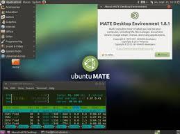bureau linux ubuntu installer le bureau mate memo linux com