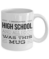 graduation mug high school graduation gifts graduation coffee mug