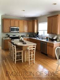 what color kitchen cabinets go with agreeable gray walls painted kitchen cabinets in sherwin williams wall