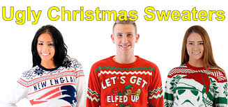 ugly christmas sweater ideas ugly christmas sweaters