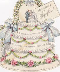 wedding wishes on cake best wishes to a happy wedding cake by ephemeraobscura