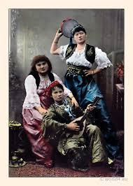 Harem Ottoman Ottoman Harem Costumes In 19th Century Costume History